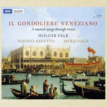 Cover Il Gondoliere Veneziano