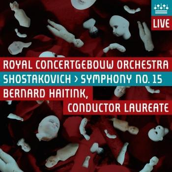 Cover Shostakovich: Symphony No. 15 (Live)