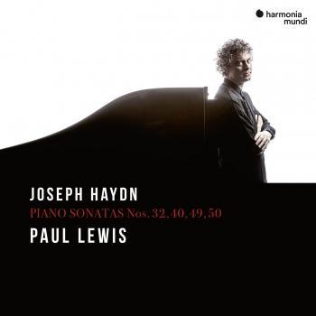 Cover Haydn: Piano Sonatas Nos. 32, 40, 49, 50