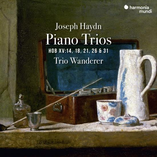 Cover Haydn: Piano Trios, HOB. XV:14, 18, 21, 26 & 31