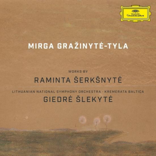 Cover Works by Raminta Šerkšnytė
