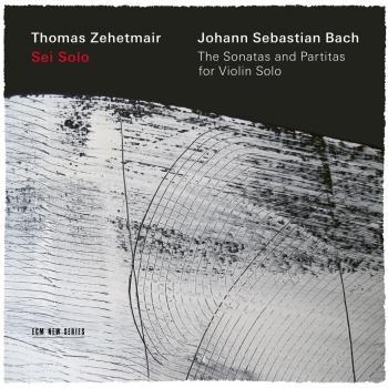 Cover J.S. Bach: Sei Solo - The Sonatas and Partitas