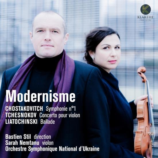 Cover Modernisme