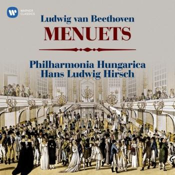 Cover Beethoven: Menuets, WoO 7, 9 & 10 (Remastered)