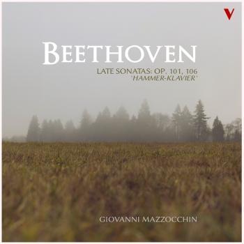 Cover Beethoven: Late Sonatas, Opp. 101 & 106 Hammerklavier