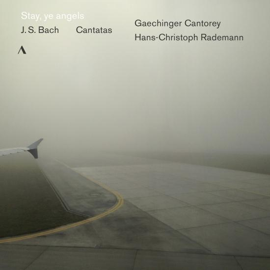Cover J. S. Bach: Cantatas