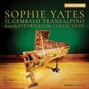 Cover Il cembalo transalpino