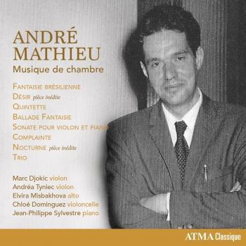 Cover Mathieu: Musique de chambre