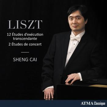 Cover Liszt: 12 Études d'exécution transcendante, S. 139 & 2 Études de concert, S. 145