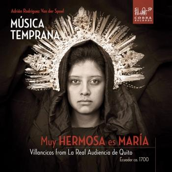 Cover Muy hermosa es María