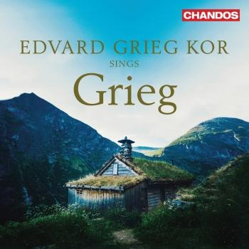 Cover Grieg, Lang & Others: Choral Works