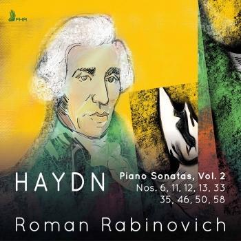 Cover Haydn: Piano Sonatas, Vol. 2