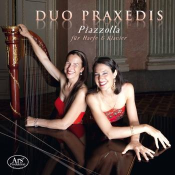 Cover Piazzolla: Works for Harp & Piano