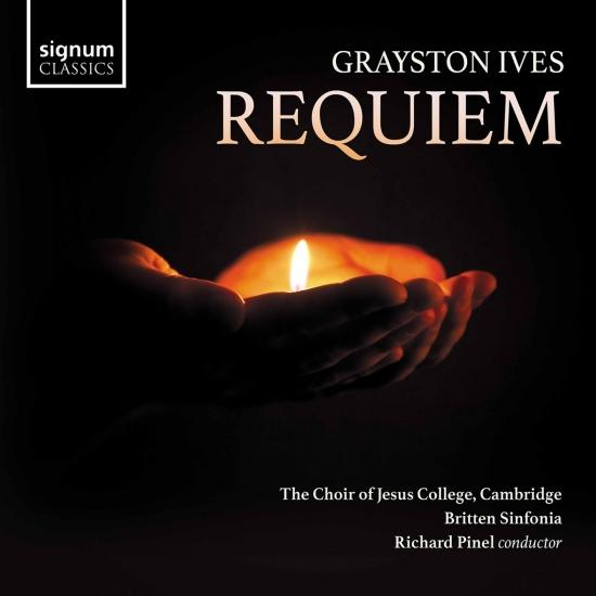 Cover Grayston Ives: Requiem