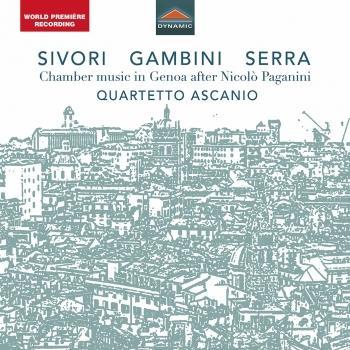 Cover Chamber Music in Genoa After Nicolò Paganini