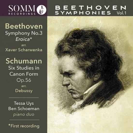 Cover Beethoven Symphonies, Vol. 1