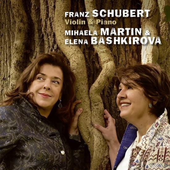Cover Schubert: Violin & Piano