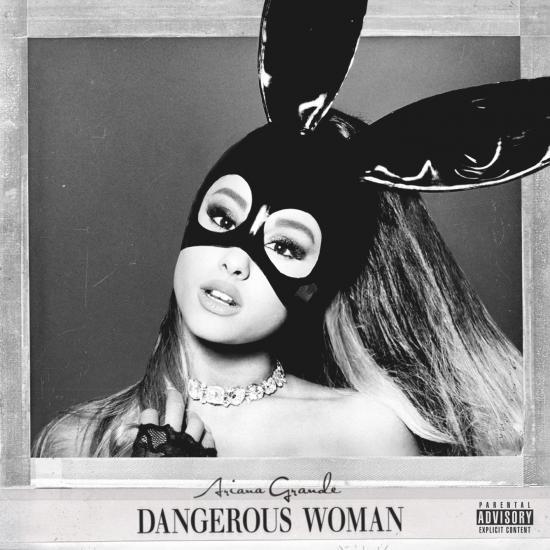 Cover Dangerous Woman