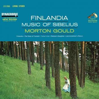 Cover Finlandia - Music of Sibelius