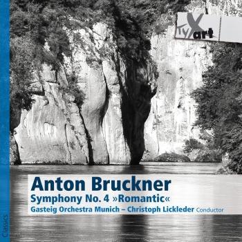 Cover Bruckner: Symphony No. 4, 'Romantic' (1881 version, ed. R. Haas)