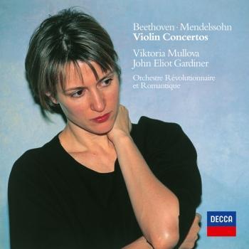 Cover Beethoven & Mendelssohn Violin Concertos