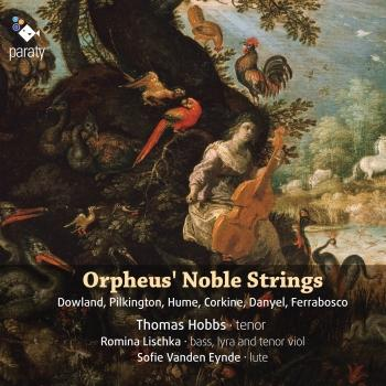 Cover Orpheus' Noble Strings
