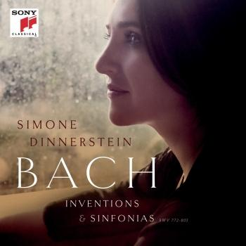 Cover Bach: Inventions & Sinfonias BWV 772-801