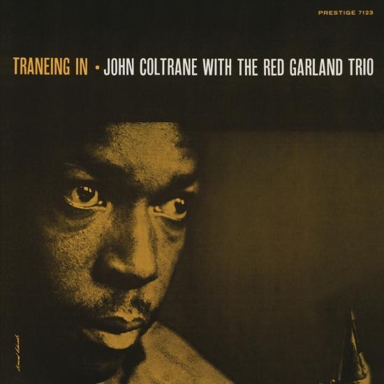 Cover Traneing In (Rudy Van Gelder Remaster)