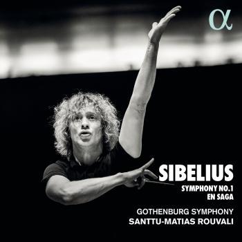 Cover Sibelius: Symphony No. 1 & En saga