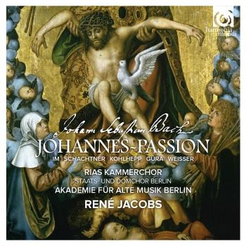 Cover Bach: St John Passion, BWV 245 (Johannes-Passion)
