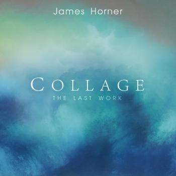 Cover James Horner - Collage: The Last Work