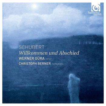 Cover Franz Schubert: Willkommen und Abschied