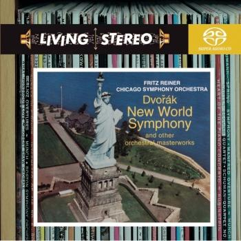 Cover Dvorák: New World Symphony