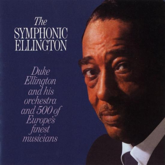 Cover The Symphonic Ellington