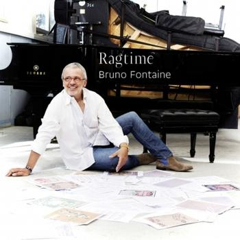 Cover Ragtime: Works by Debussy, Fontaine, Waller, Joplin, Chauvin/Joplin, Turpin