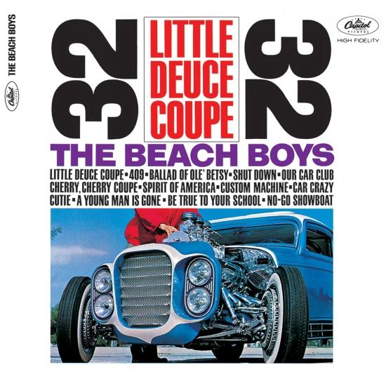 Cover Little Deuce Coupe (Stereo)