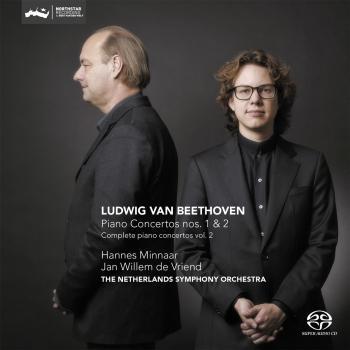 Cover Beethoven: Piano Concertos Nos. 1 & 2