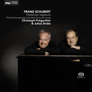 Cover Franz Schubert: Poetisches Tagebuch