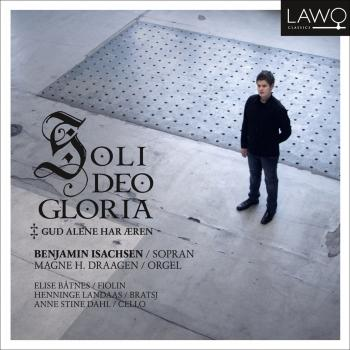 Cover Soli Deo Gloria - Gud Alene Har Æren