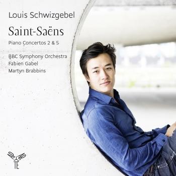 Cover Saint-Saëns: Piano Concertos 2 & 5