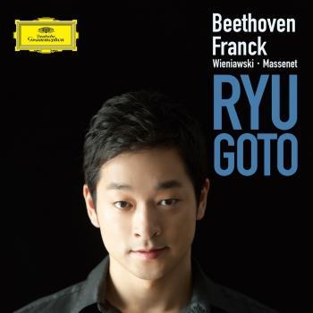 Cover Beethoven, Franck, Wieniawski, Massenet
