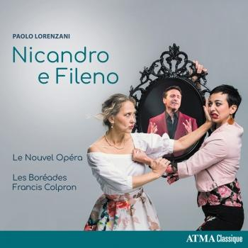 Cover Lorenzani: Nicandro e Fileno