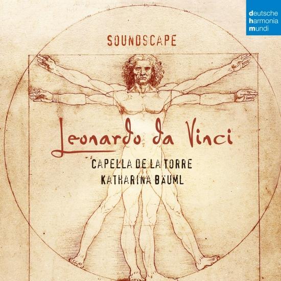 Cover Soundscape - Leonardo da Vinci