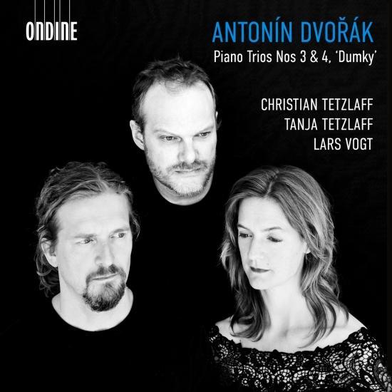 Cover Dvořák: Piano Trios Nos. 3 & 4