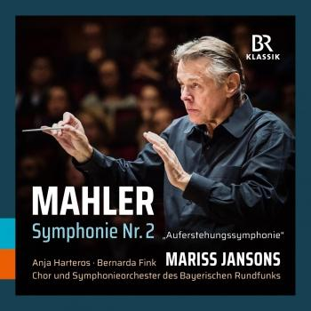 Cover Mahler: Symphony No. 2 in C Minor 'Resurrection' (Live)
