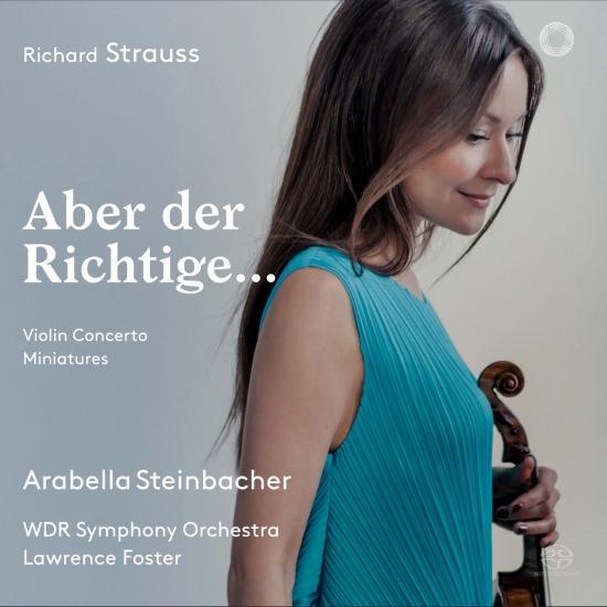 Cover Strauss: Aber der Richtige...