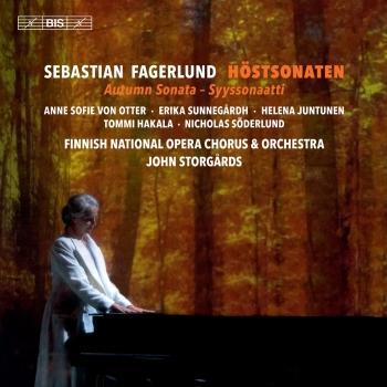 Cover Sebastian Fagerlund: Höstsonaten