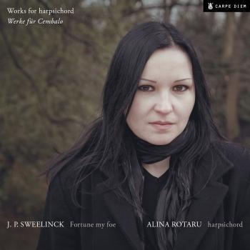 Cover Fortune my foe / SWEELINCK, J.P.: Harpsichord Works