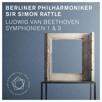 Cover Ludwig van Beethoven: Symphonies Nos. 1 & 3