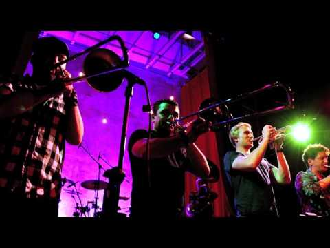 Video Reawake: Hackney Colliery Band LIVE album teaser
